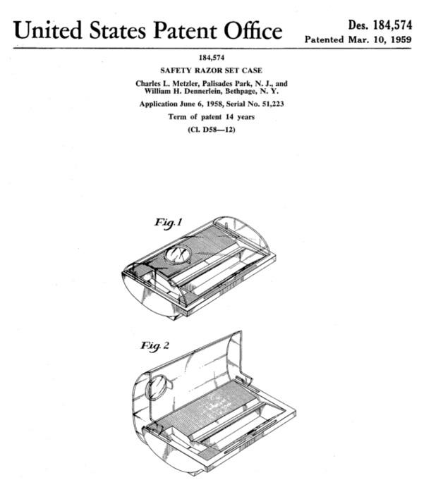 Case Patent