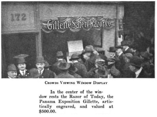 The Gillette Blade - December 1918 (P28)