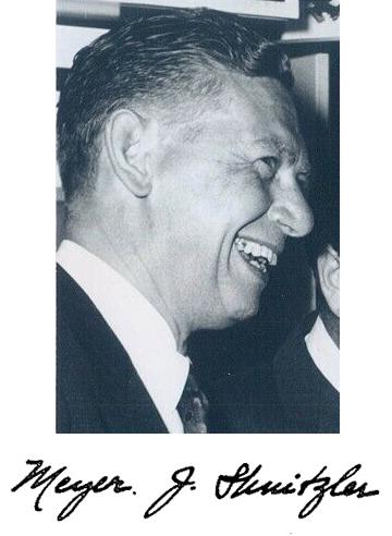 Meyer J. Shnitzler 1962