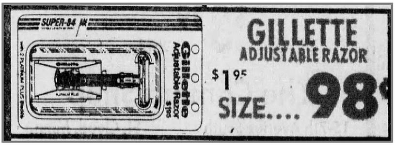 Super 84 in St Cloud Times August 9, 1971 (P13)