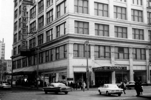 Gimbel's Flagship Store - Milwaukee, WI