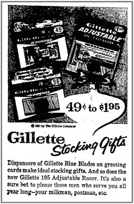 Fatboy Blue Blades 12-6-1959 The Salt Lake Tribune (P171)