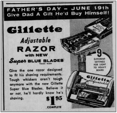 Fatboy Super Blue 6-15-1960 Terre Haute Tribune (P11)