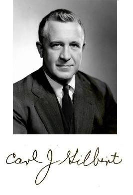 Carl J. Gilbert (1906-1983)
